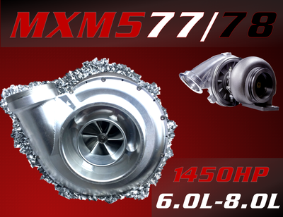 Magnum Performance Turbochargers, Billet Wheels and Billet